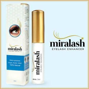 Miralash – jest to odżywka do rzęs, która dopomoże Ci pogłębić gęstość rzęs oraz udoskonalić ich ogólny wygląd!