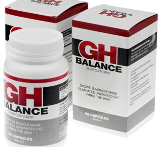 GH Balance – Naturalny i niezawodny hormon wzrostu zezwoli Ci uzyskać doskonałe efekty podczas ćwiczeń