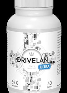 Drivelan Ultra – Poczuj się ponownie jak facet i stań na wysokości zadania! Innowacyjna receptura, prosty skład i maksymalizacja rezultatów!