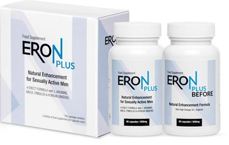 Eron Plus – Konfrontacja z zaburzeniami erekcji przenigdy nie była tak prosta! Sprawdź to sam juz teraz!