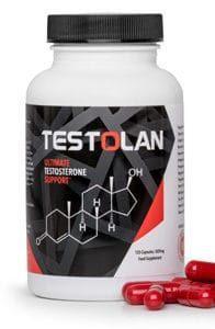 Testolan – odmładza organizm i dodaje wigoru. Nabądź Moc, Pokrzep Ciało i Zdobądź Przewagę.