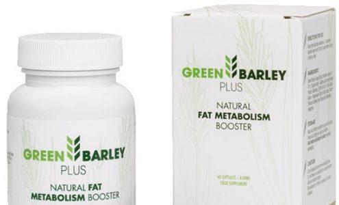 Green Barley Plus – Wypróbuj maksymalną moc spalania tłuszczu i wyeliminuj toksyny!