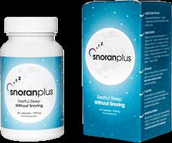 Snoran Plus – Chodzisz stale wyczerpany? Chrapanie nie daje Ci się wyspać? Nasz Środek to coś dla Ciebie!