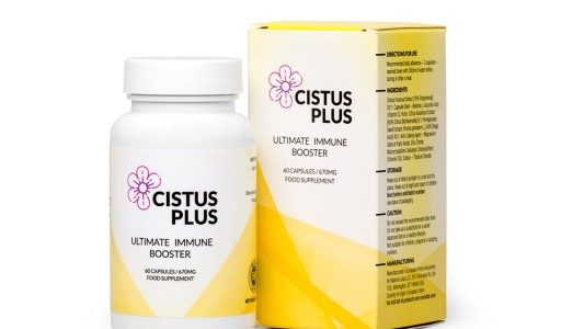 Cistus Plus – Popraw swój system odpornościowy dzięki innowacyjnemu medykamentowi jakim jest Cistus Plus!