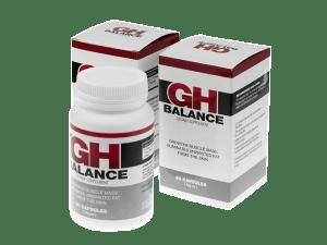 GH Balance – Uzyskaj muskularne ciało bez zbędnego tłuszczu w parę tygodni