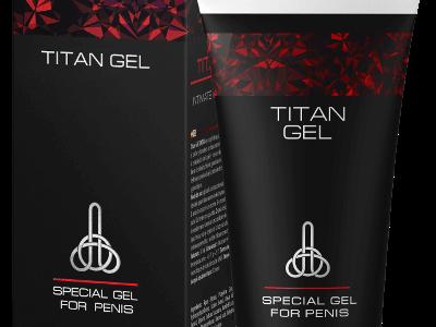 Titan Gel – Zagwarantuje Ci rozmiar o jakim śnisz