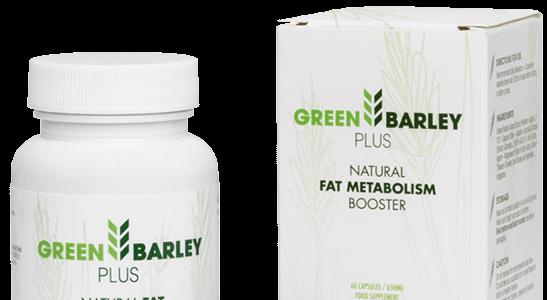 Green Barley Plus – Łatwy sposób na skuteczne odchudzanie