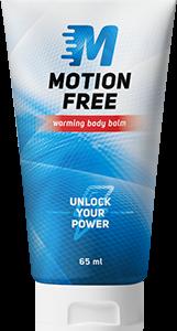 Motion Free – Ból stawów przenigdy nie był tak łatwy do wyeliminowania