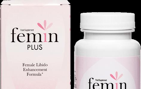 Femin Plus – Zadbaj o własne kobiece libido ze skutecznym suplementem!