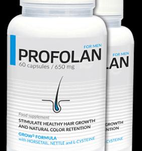 Profolan – Zatrzymaj wypadanie włosów i wesprzyj ich odbudowę.