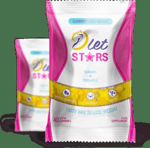 Diet Stars – Odchudzanie może być przyjemne oraz wyjątkowo ekspresowe!